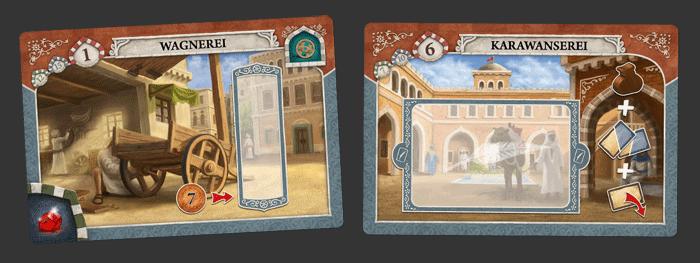 Mokka & Bakschisch - Aktualisierte Ortskarten
