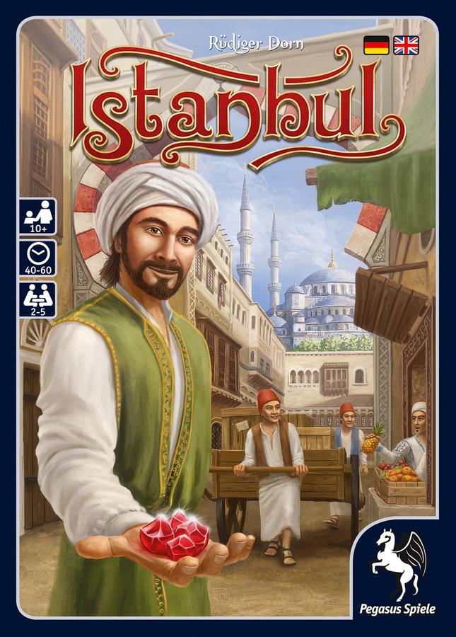 Istanbul - Das finale Cover